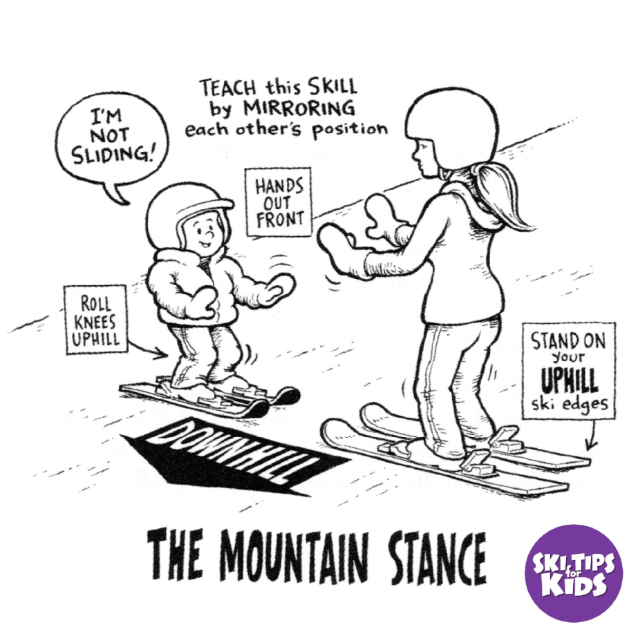 1221 Mountain Stance