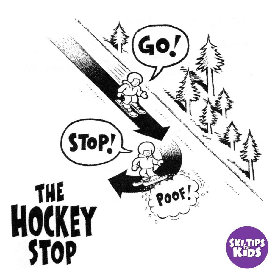 1304 Hockey Stop