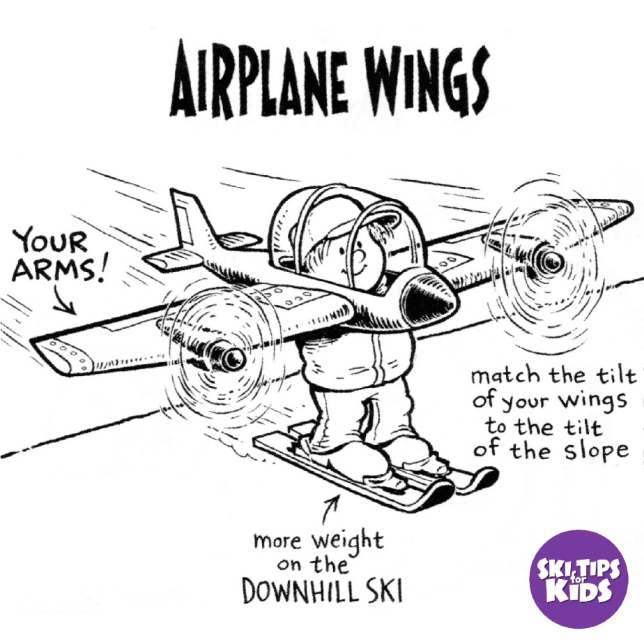 1305 Airplane Wings